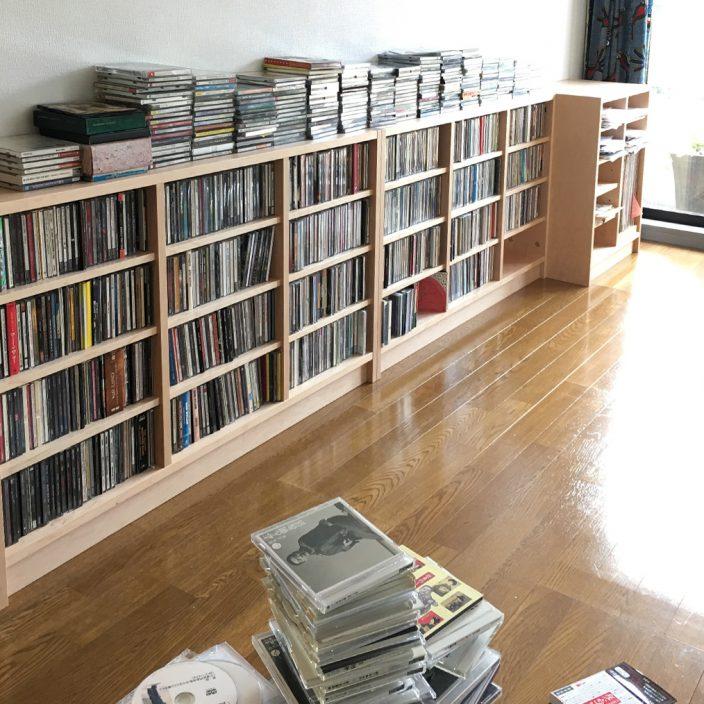 コレクションの整理