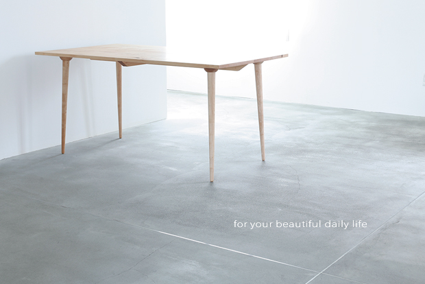 furniture serve original maple furniture メープル無垢材の家具 サーブ